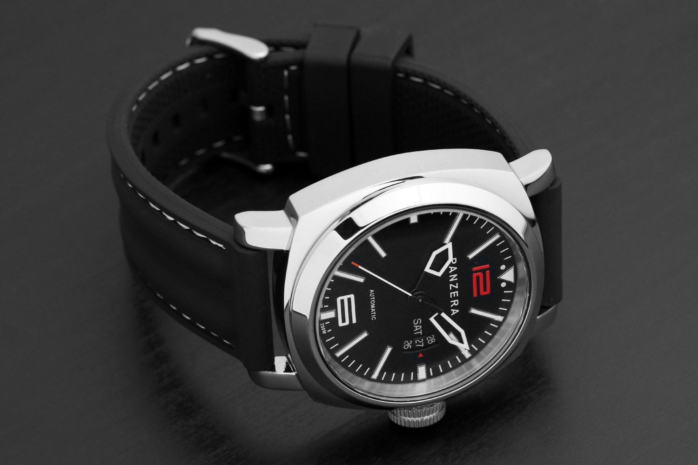 Panzera Aquamarine Automatic Watch