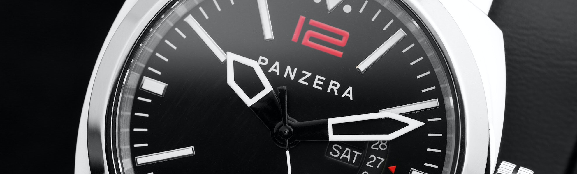 Panzera Aquamarine Watch