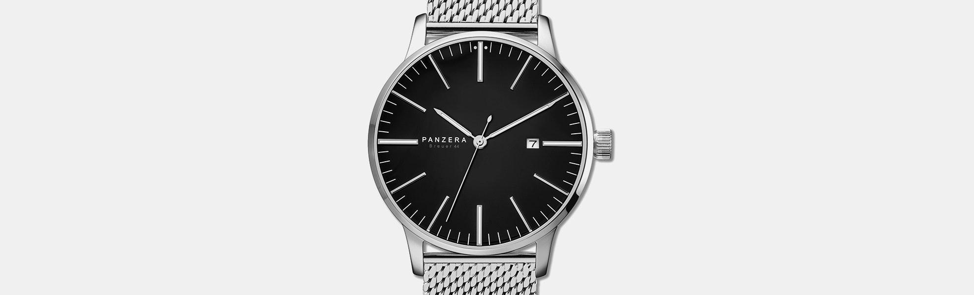 Panzera Breuer Automatic Watch
