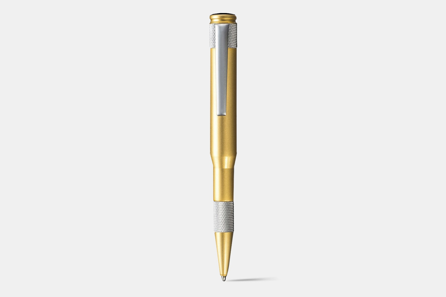 Heber (satin gold with stainless steel)