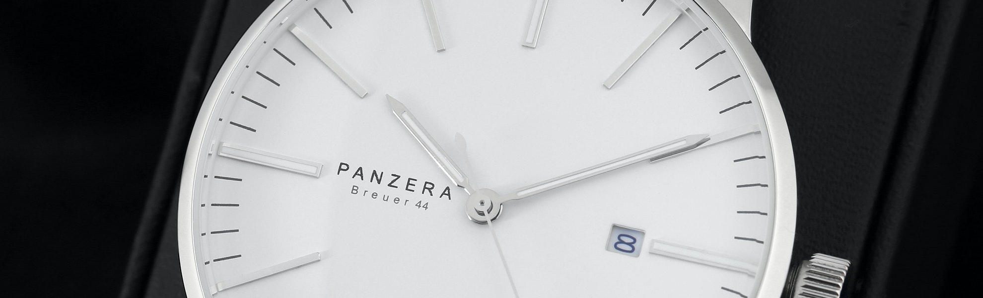 Panzera Breuer Automatic Watch and Pen