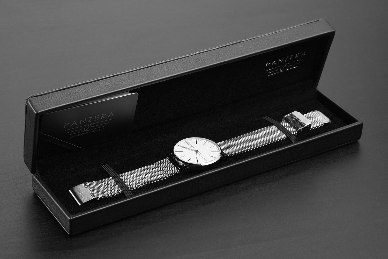 Panzera Breuer Automatic Watch and Pen