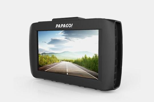 Papago GoSafe 30 GPS Dash Cam w/ 16GB Card