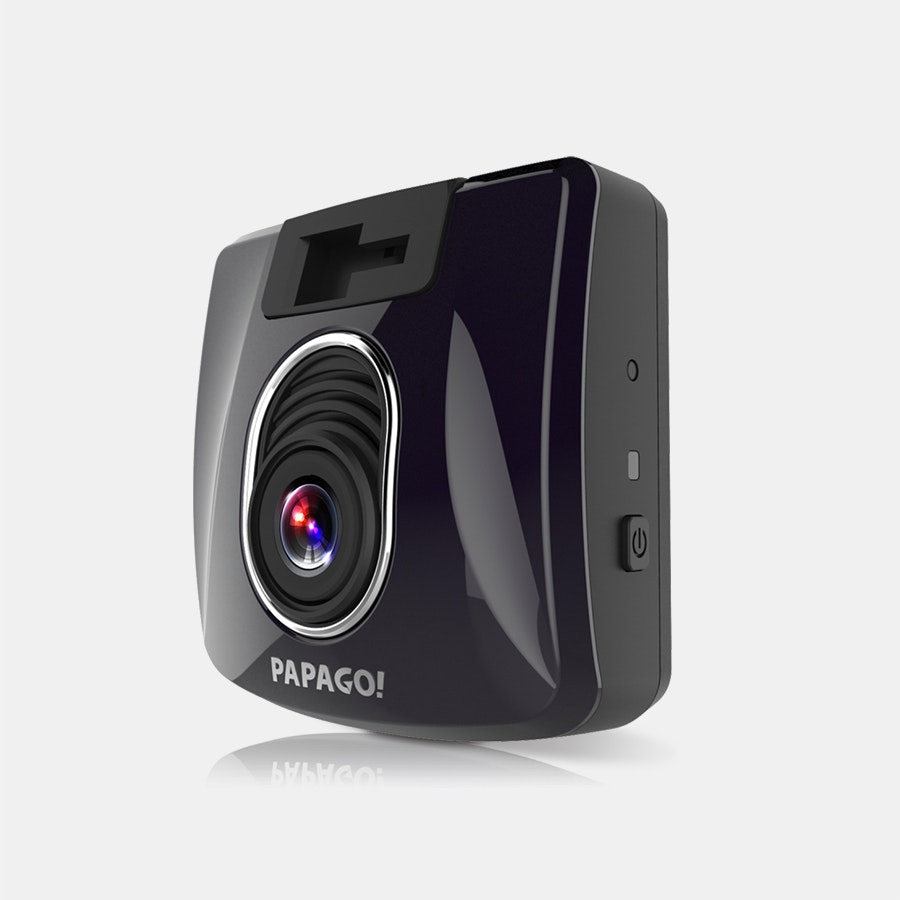 PAPAGO GoSafe 350 Dash Cam with 8GB Micro SD