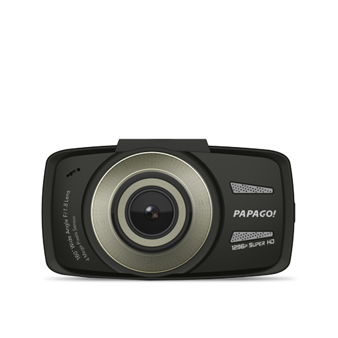 Papago GoSafe 550 Dash Camera with 8GB Micro SD
