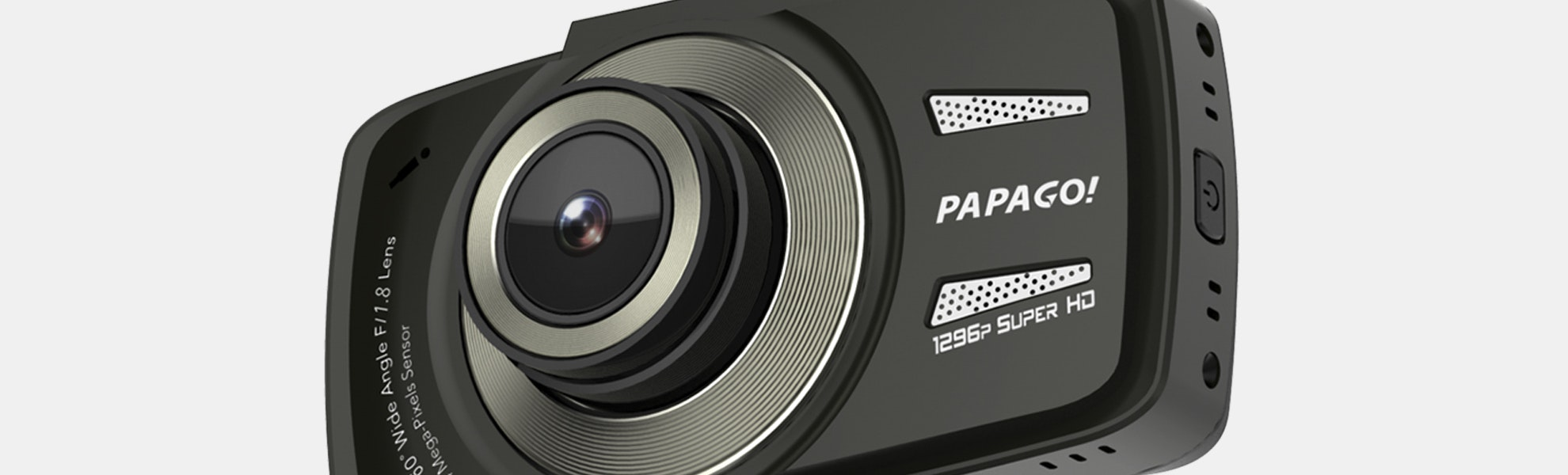 Papago GoSafe 550 Dash Camera with 8GB Micro SD