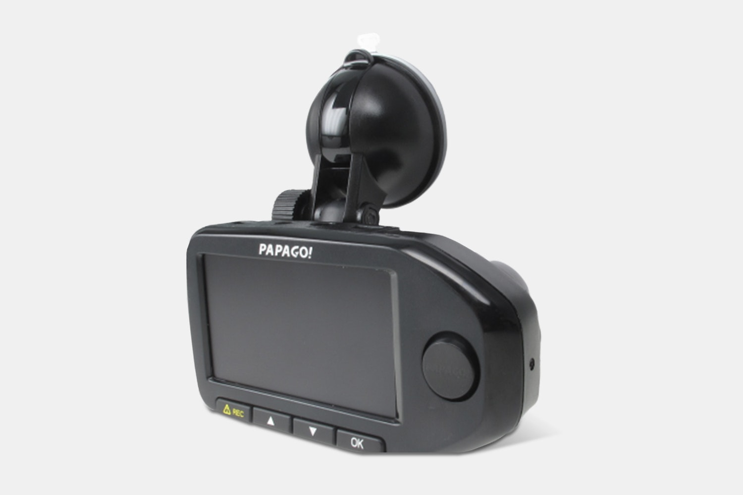 PapaGo GoSafe 760 2-Channel Dash Cam w/32GB SD Card
