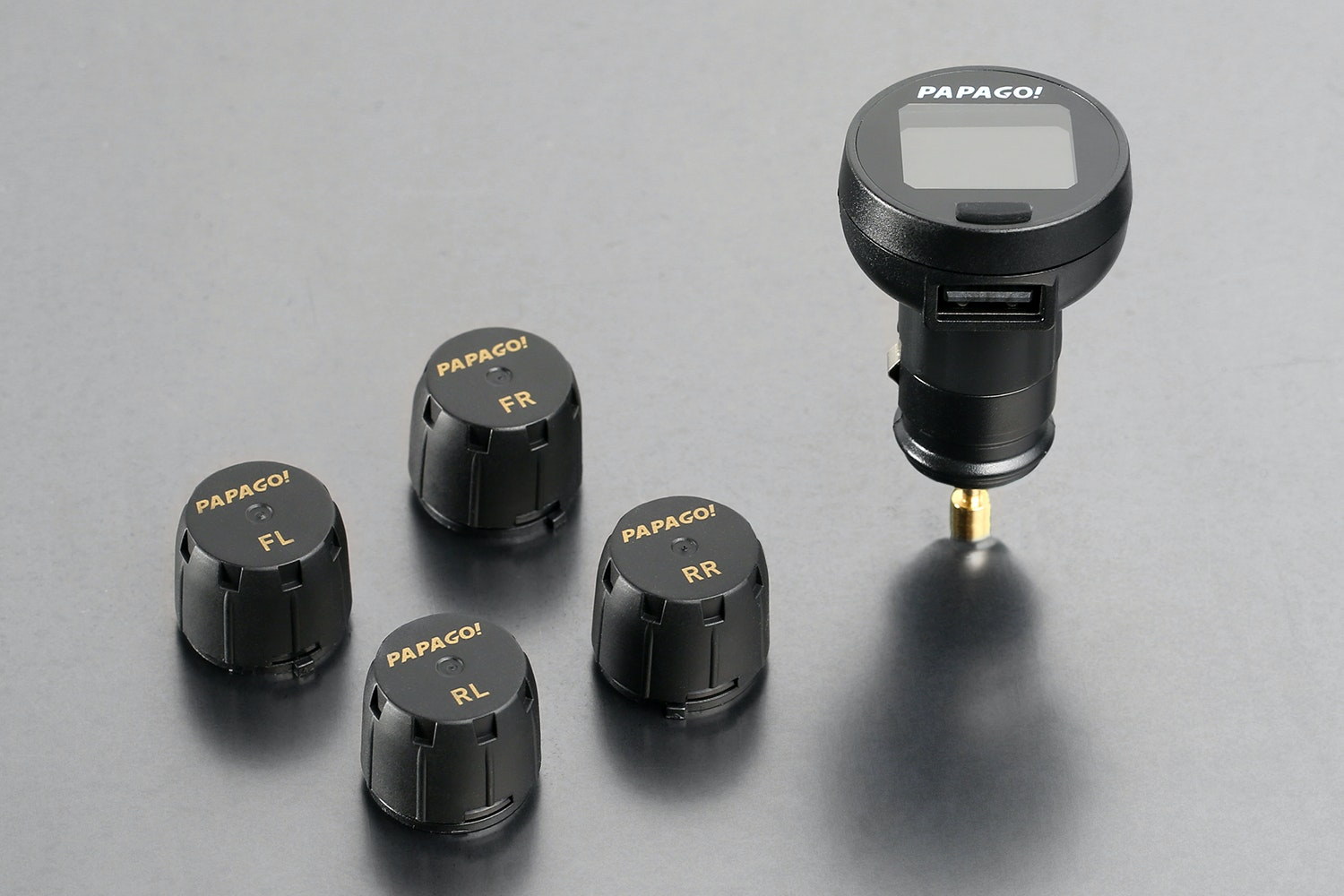 Papago Tire Pressure Monitoring System
