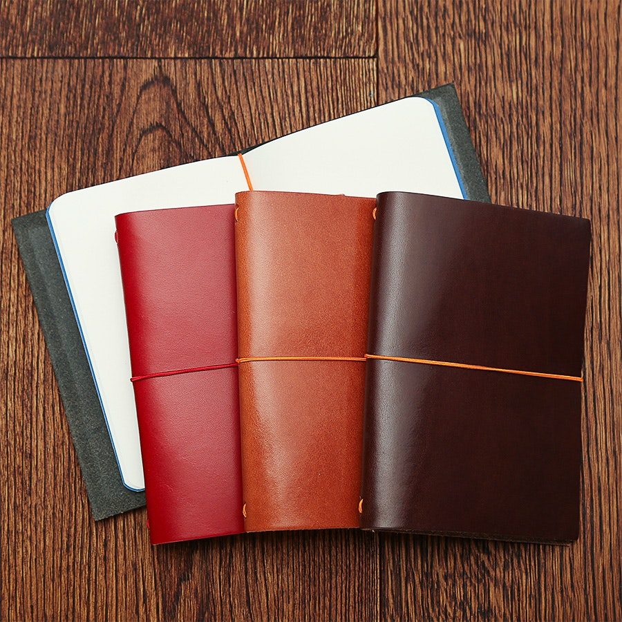 Paper Republic Grand Voyageur Refillable Notebook