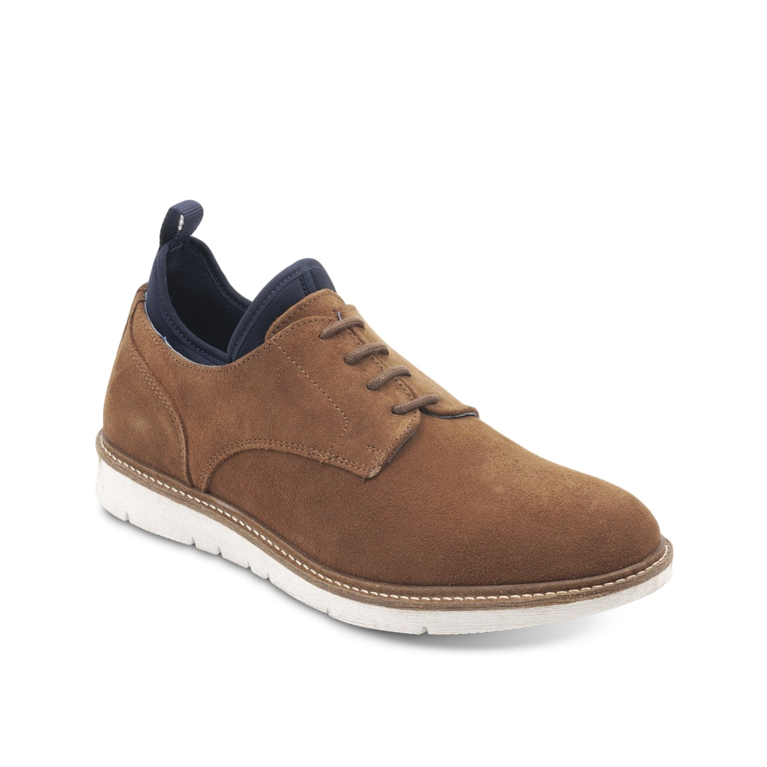 PARC City Columbia Suede Blucher