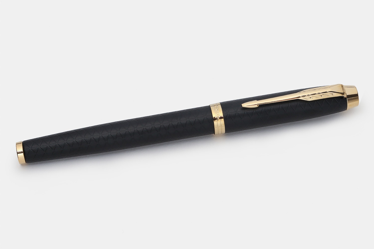 Parker IM Premium - Black w/ Gold Trim (+ $15)
