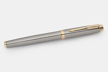 Parker IM - Brushed Metal