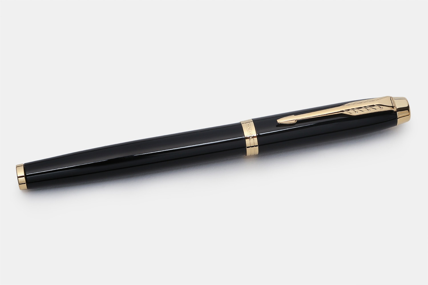 Parker IM - Black w/ Gold Trim