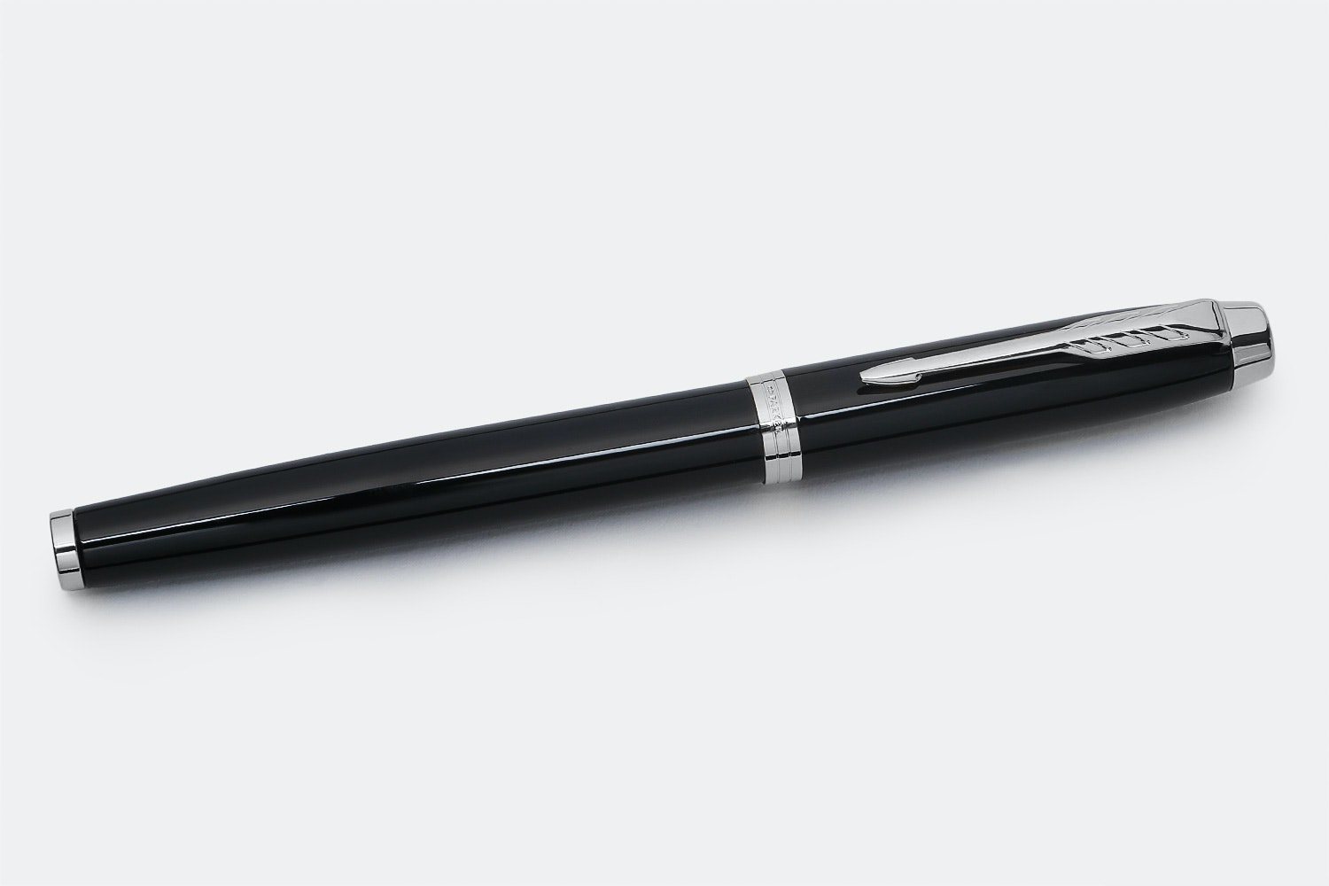 Parker IM - Black w/ Chrome Trim