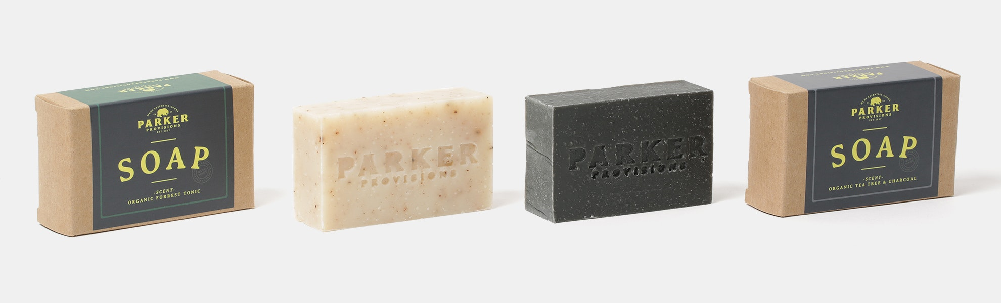 Parker Provisions Bar Soap (2-Pack)