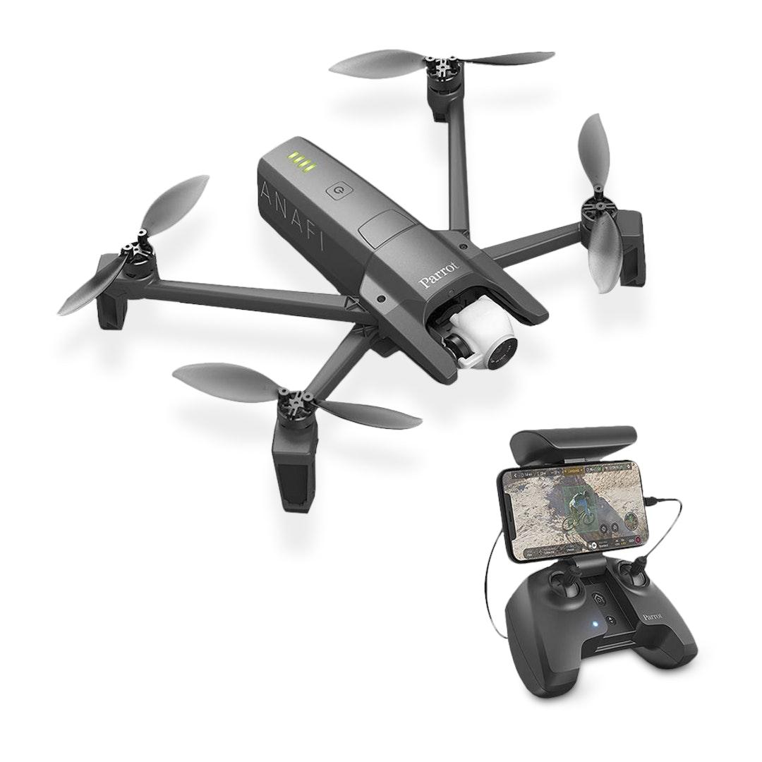 Parrot ANAFI Drone 4K HDR Camera & Skycontroller 3