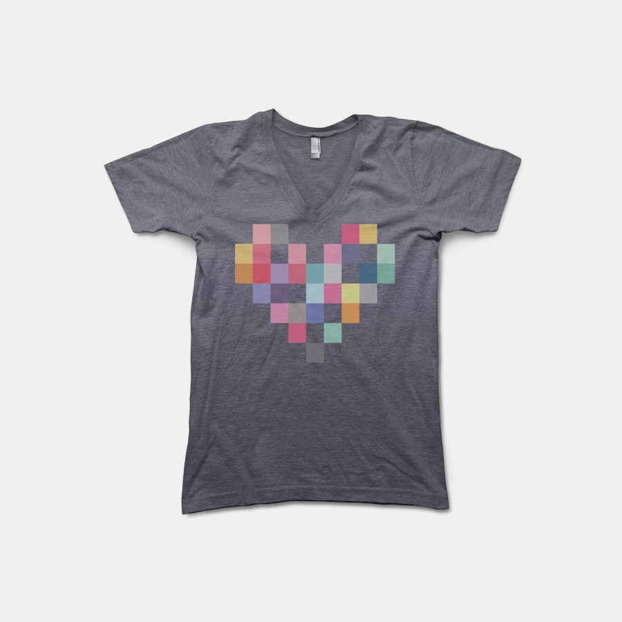 Patchwork Threads T-Shirt (2-Pack)