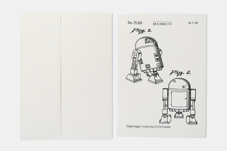 Patent Press Greeting Cards Star Wars Bundle