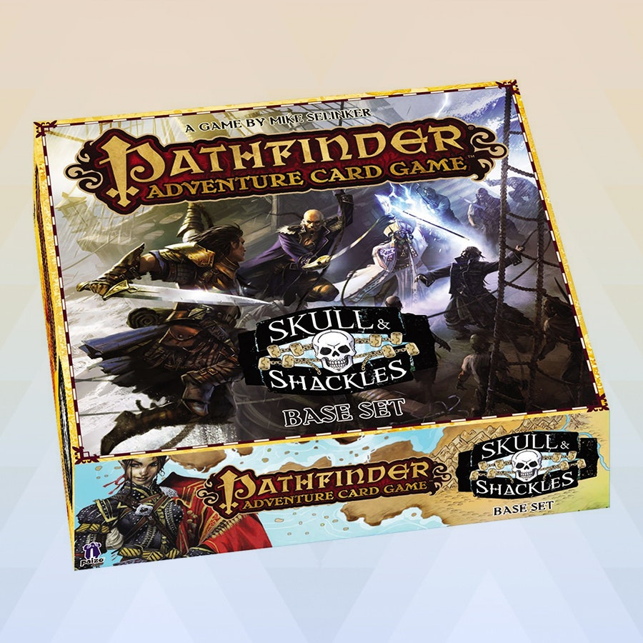 Pathfinder Adventure Card Game: Skull & Shackles