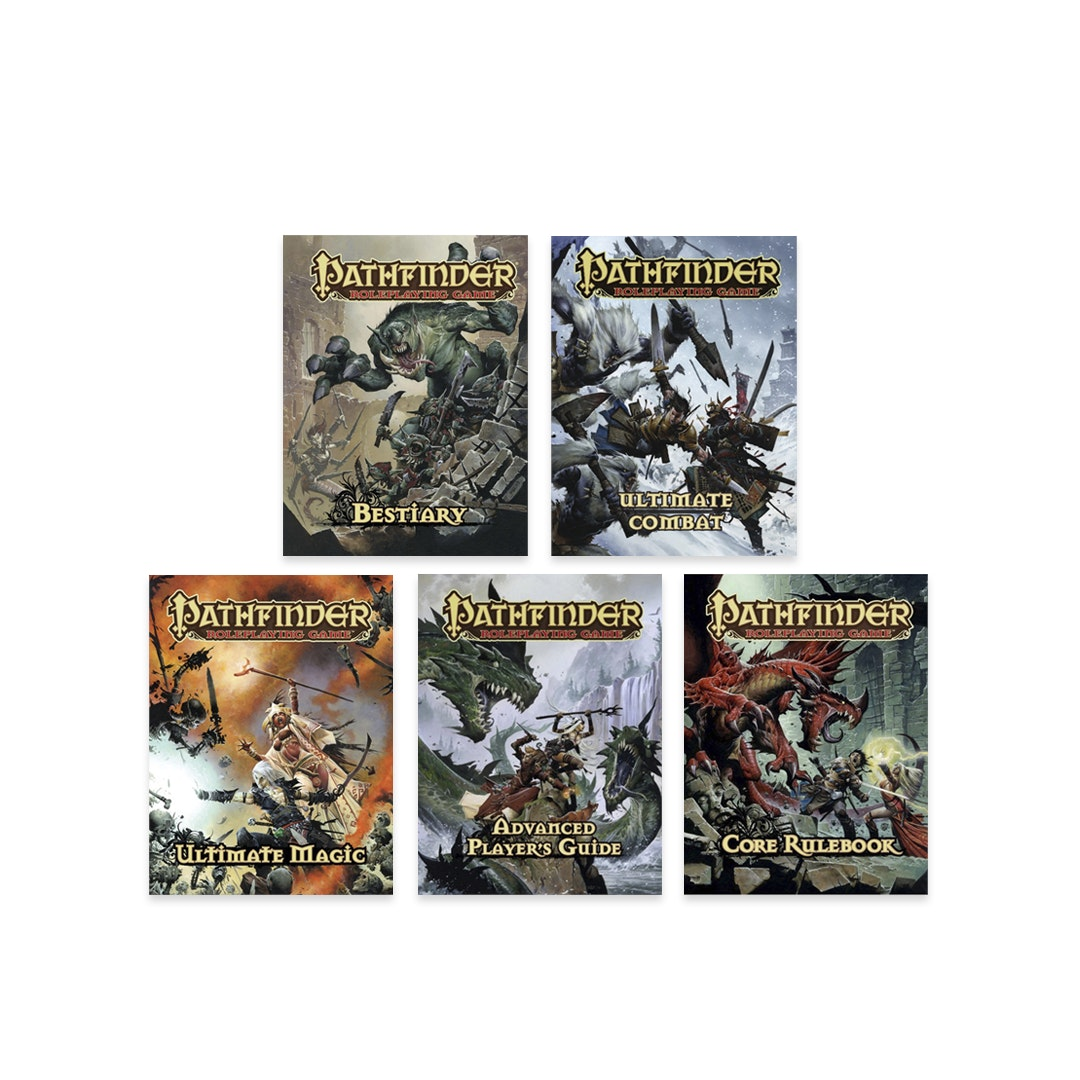 Pathfinder Roleplaying Game Bundle