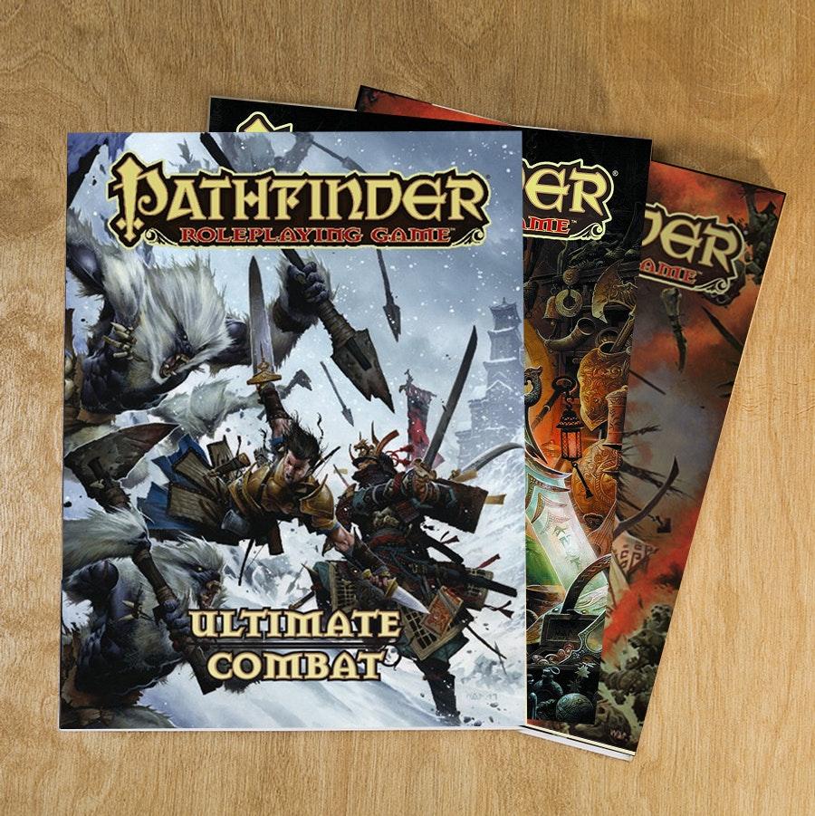 Pathfinder: Ultimate Book Bundle