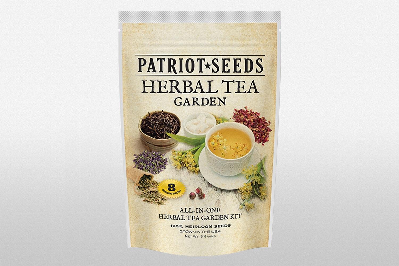 Herbal Tea Garden (+ $9)