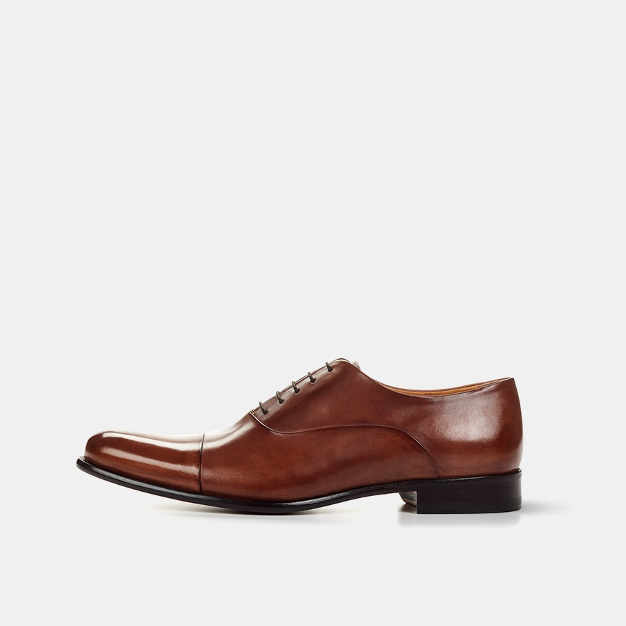 Paul Evans The Cagney Cap-Toe Oxford