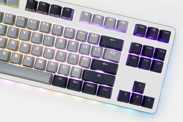 Tai-Hao 2-Tone PBT Double Shot Backlit Keycap Set