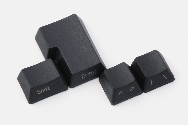 Front-printed –black