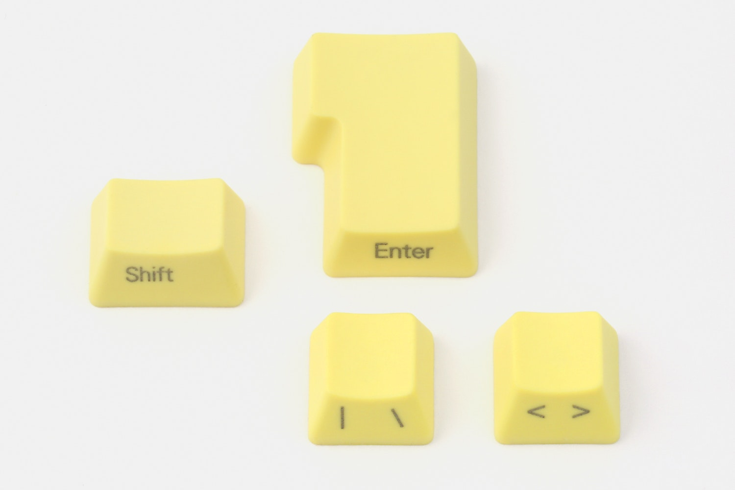 PBT ISO Keycaps Pack (4pcs)