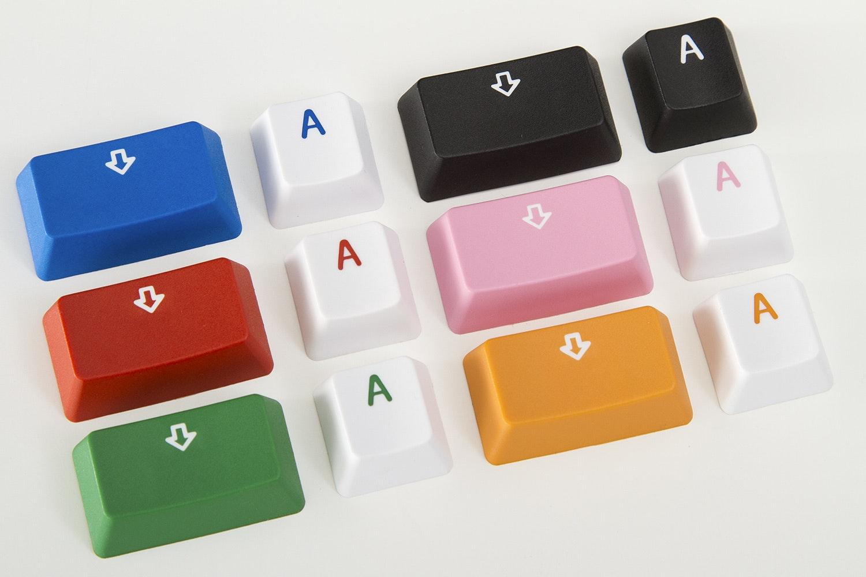 Vortex Doubleshot PBT Keycaps