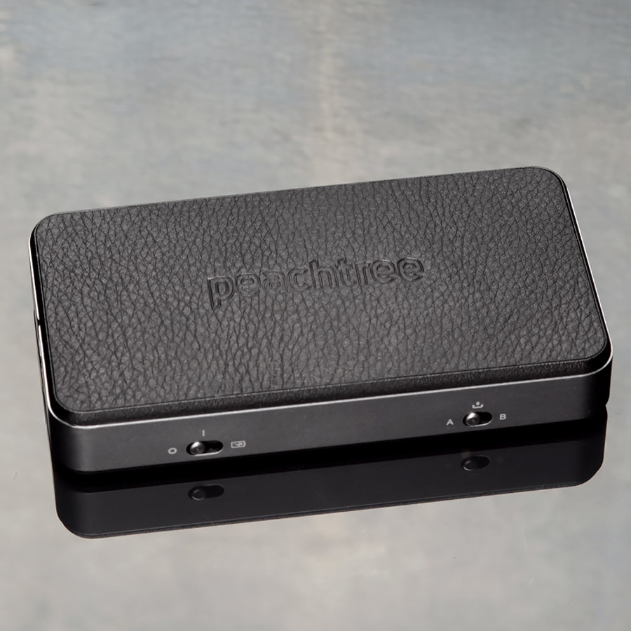 Peachtree Audio Shift Portable USB DAC/Amp