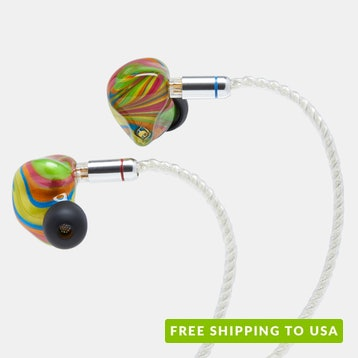Peacock Audio P1 IEMs