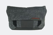 Field Pouch - Charcoal