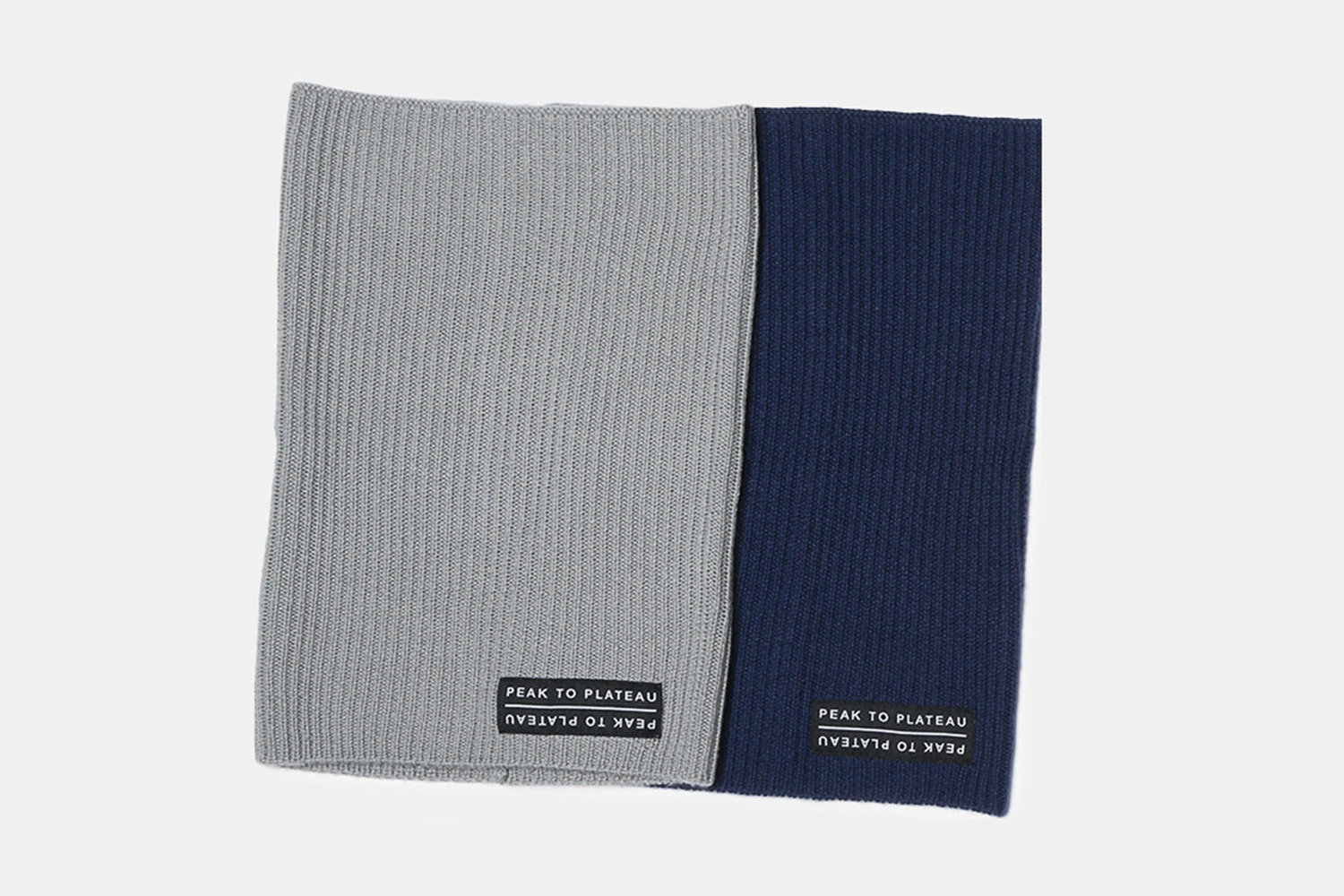 Peak to Plateau Yak Wool Neckwarmer