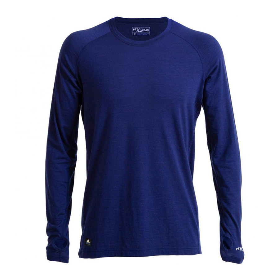 Long-Sleeve Crew (+ $15)