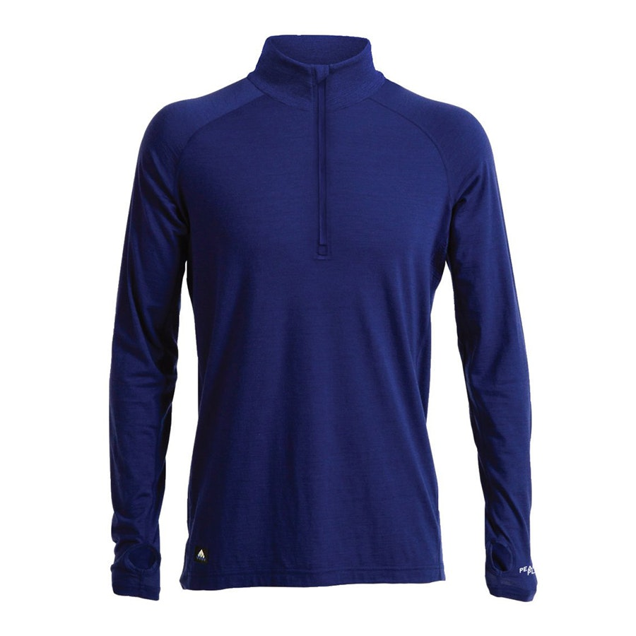 Long-Sleeve Quarter Zip (+ $23)
