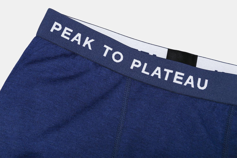 Peak to Plateau Men's Yak Wool Concordia Leggings