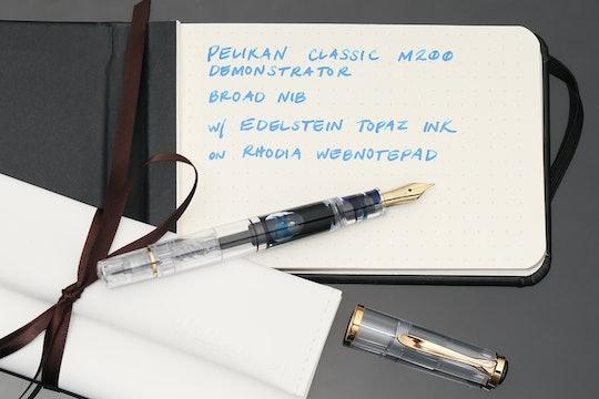 Pelikan Classic M200 Demonstrator