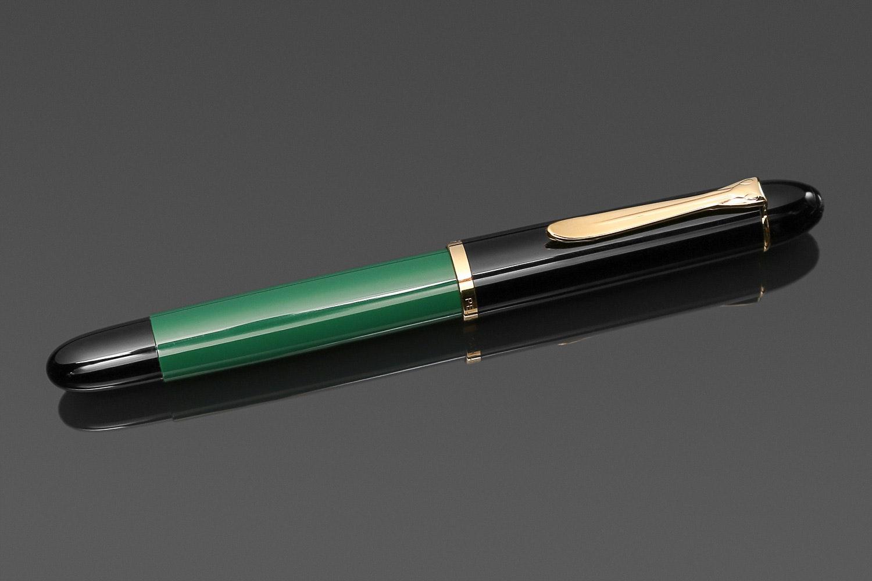 Pelikan M120N Green Black Special Edition