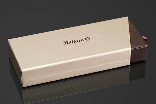 Pelikan Classic M200 Green Marble Fountain Pen