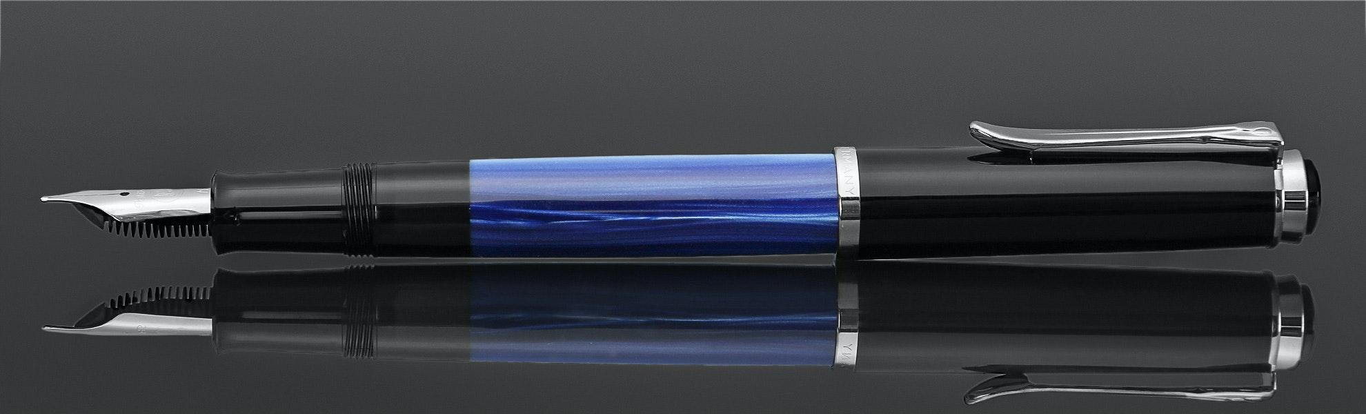Pelikan Classic M205 Blue Marble