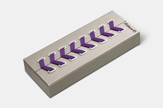 Pelikan M600 Violet-White Fountain Pen
