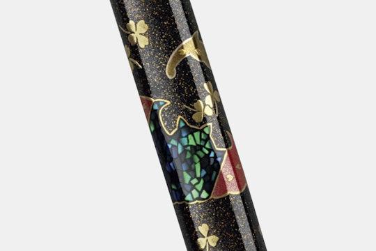 Pelikan Souverän M1000 Maki-e Five Lucky Bats Pen