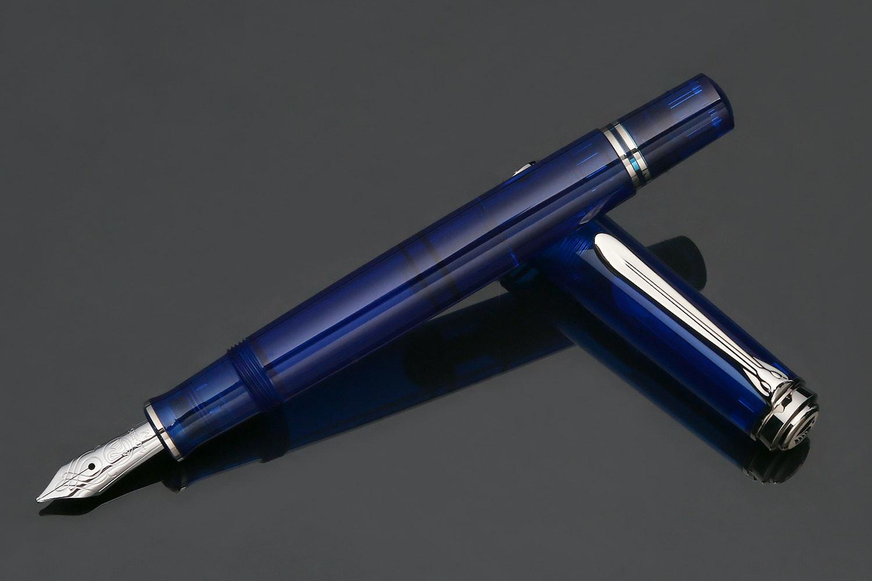 Pelikan Souverän M605 Marine Blue Special Edition