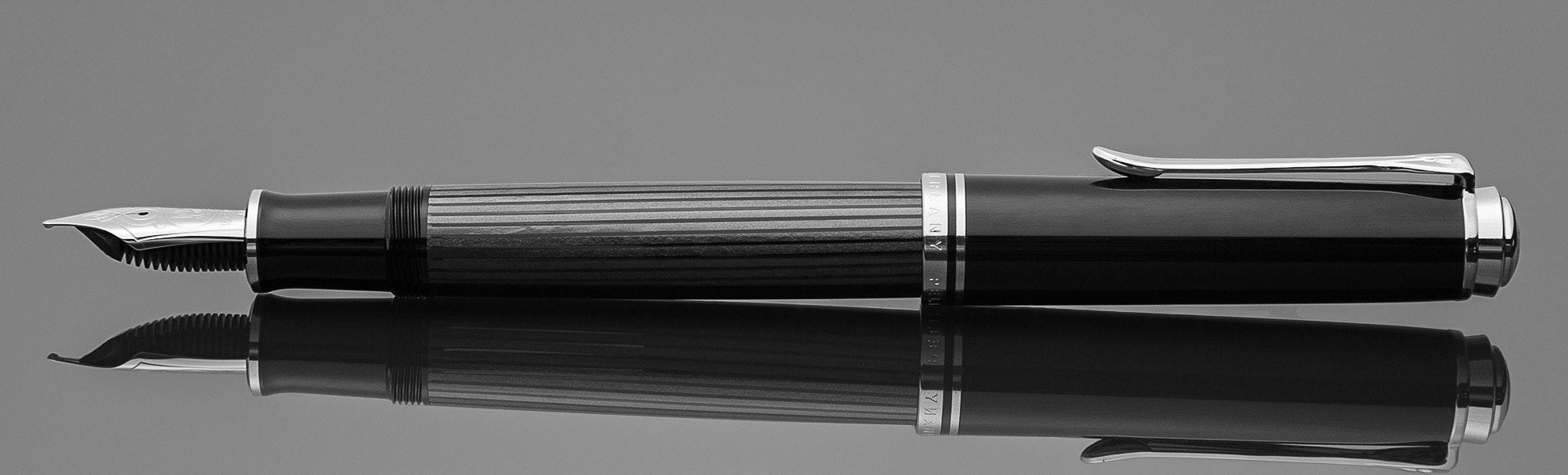 Pelikan Souverän M805 Stresemann Fountain Pen