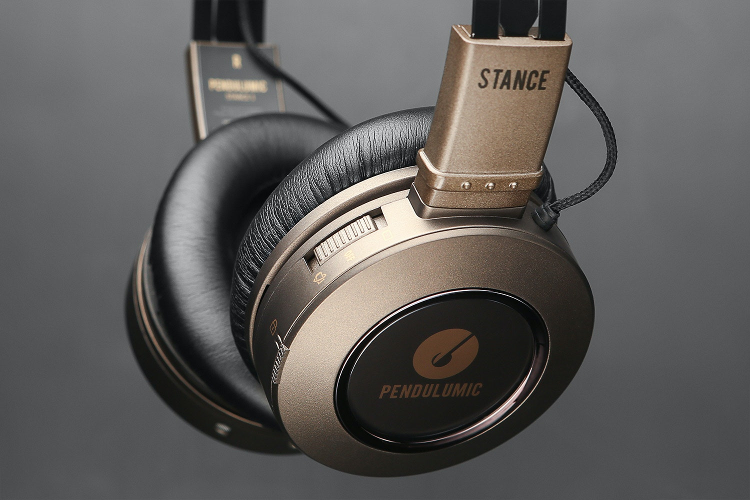 Pendulumic STANCE S1 Bluetooth Headphones