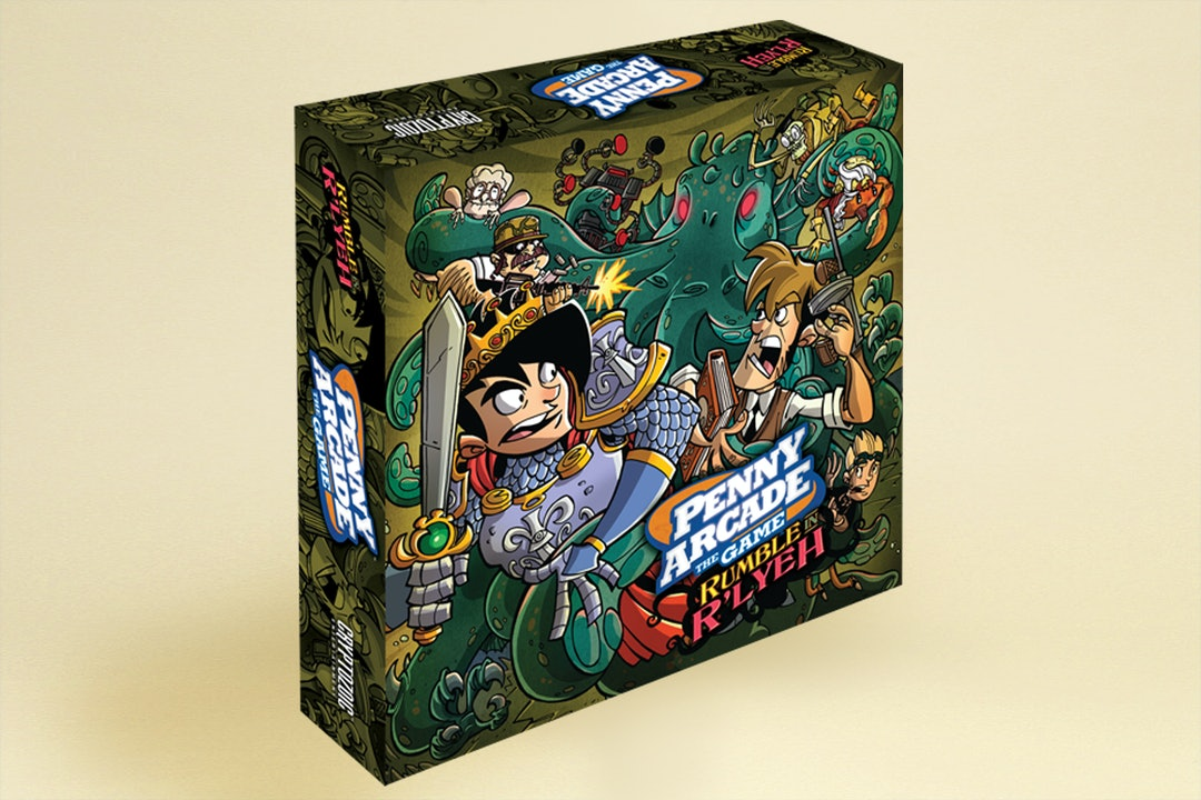 Penny Arcade The Game: Rumble in R'lyeh