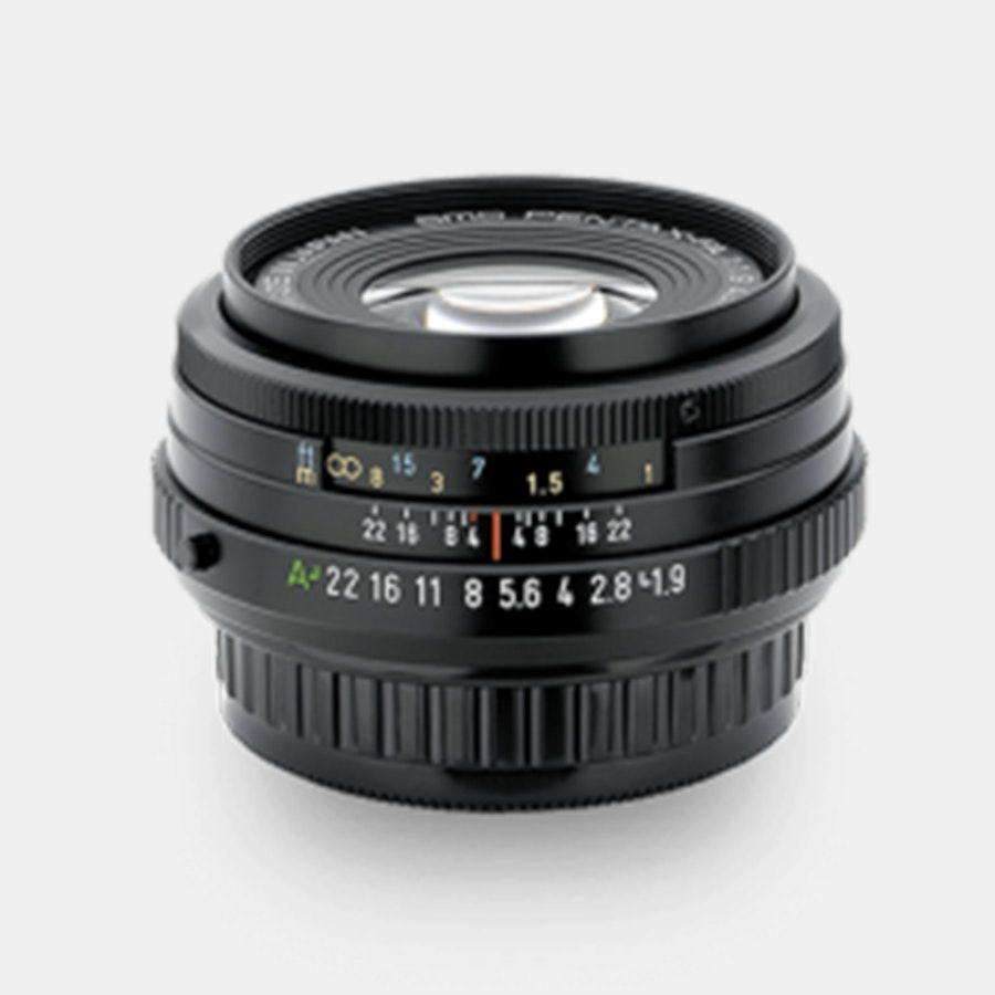 SMC Pentax-FA Limited Lenses (Black)
