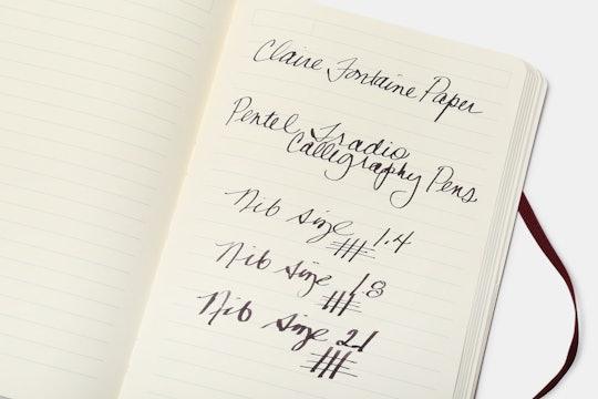 Pentel Arts Tradio Calligraphy Pens (3-Pack)